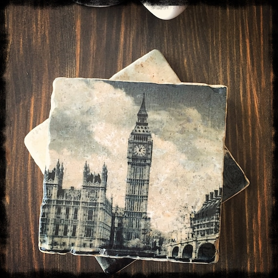 London Inspired Stone Coa...