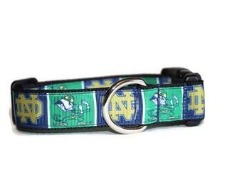 Notre Dame Fighting Irish DoG Collar 7de5ff93a