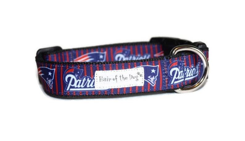 9af1c23a0 New England Patriots DoG Collardog collarNFL dog collarNew