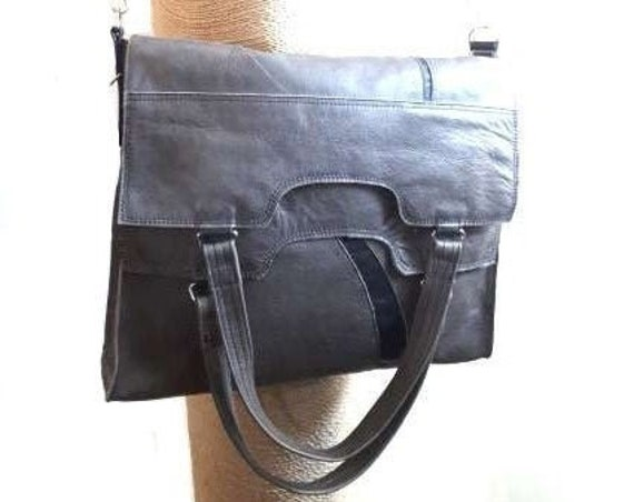 sac en cuir, leather bag,