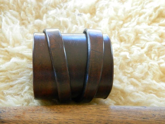 handmade genuine leather, exceptional quality, style cuff, bracelet, several sizes available