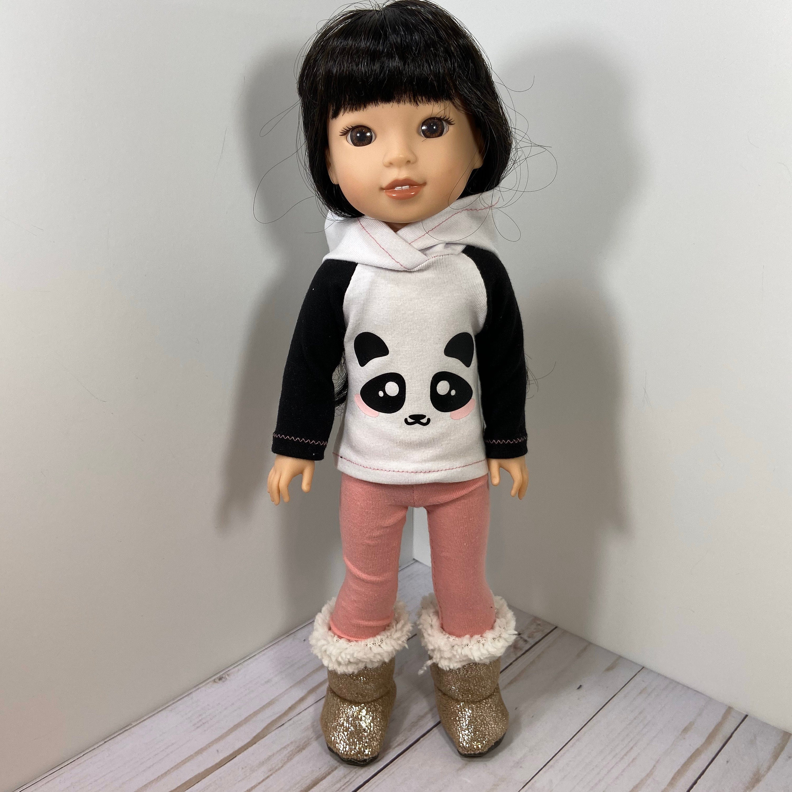 Welie Wisher Doll Leggins-Sweater