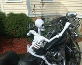 Mr Yarn Bones Amigurumi Crochet Pattern 3 PDF 39 s skeleton sugar skull bones day of the dead halloween nightmare