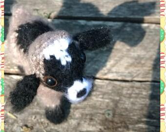 Goat - AUGUSTE the Goat - Amigurumi Crochet Pattern - PDF | 270x340