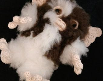 Baby Gremlin Crochet pattern mogwai gremlin
