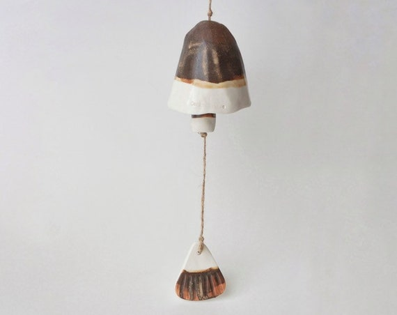 Ceramic Bell Wind Chime
