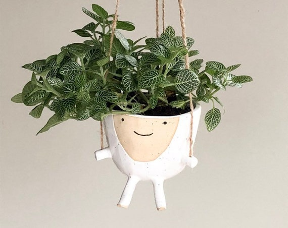 Hanging Planter - Luna