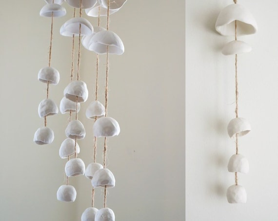 LOV Chimes - Porcelain Wind Chimes