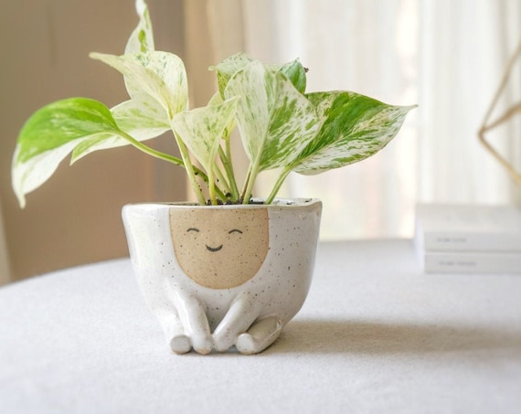 Ceramic Planter Pot Maya