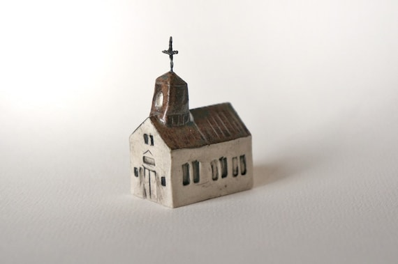 Personalized Ceramic Houses