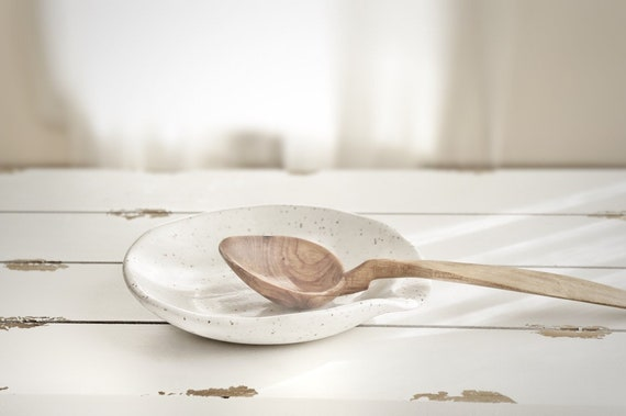 Perfectly Imperfect Spoon Rest