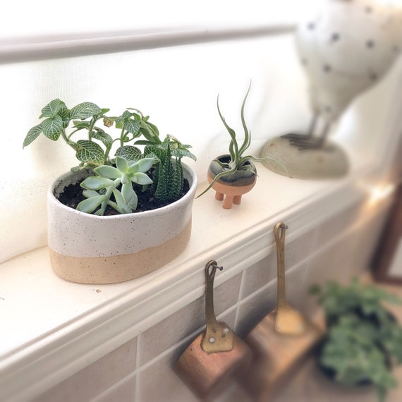 Ceramic Sill Planter