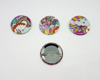 les mieux notés dernier fréquent faire les courses pour Lot de 5 aimants ronds en Liberty véritable. 5 magnets ...