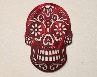 Sugar Skull Wall Art W17