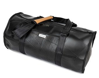 Clive   Recycled Innertube Tyre Duffel Bag