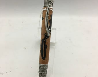 Fly Fishing Pen with Inlay