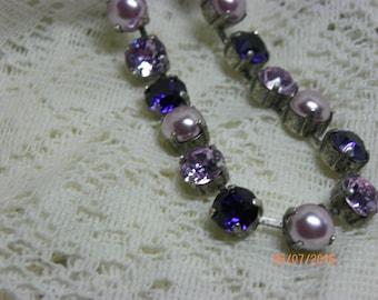 Swarvoski cup chain Necklace