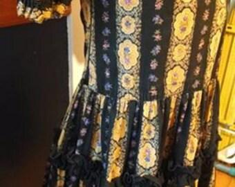 SALE!!! Vintage Square Dancing Dress! SALE!!!