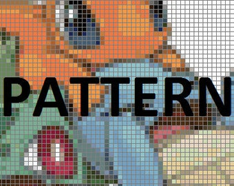 Pokemon pattern