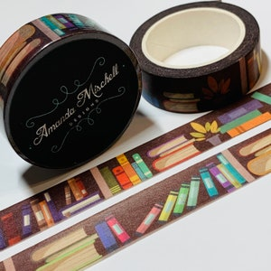 FLIRTY LUSCIOUS LIPS Washi Tape 1 Roll For Planner Themes Art Travel Bullet Junk Journal Notebook Memory Keeping Scrapbooks Mixed Media