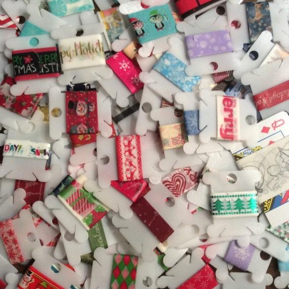 Christmas ice Crystals Washi sample 1 x 1 m