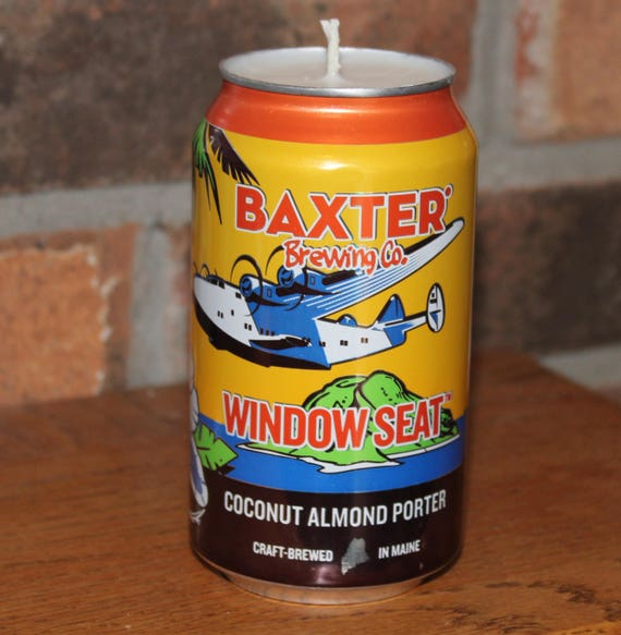 Surprising Baxter Brewing Co Coconut Almond Porter Soy Wax Beer Can Candle Coconut Scent Bralicious Painted Fabric Chair Ideas Braliciousco