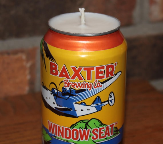 Awe Inspiring Baxter Brewing Co Coconut Almond Porter Soy Wax Beer Can Candle Coconut Scent Bralicious Painted Fabric Chair Ideas Braliciousco