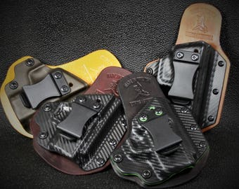 Ethos Hybrid Holster-Defender Series A IWB concealed carry