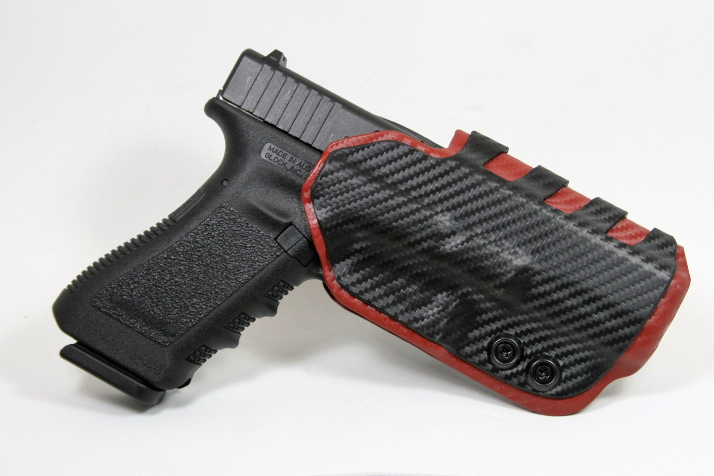 Glock 17/22 OWB 2 Ply Custom Kydex- Holster