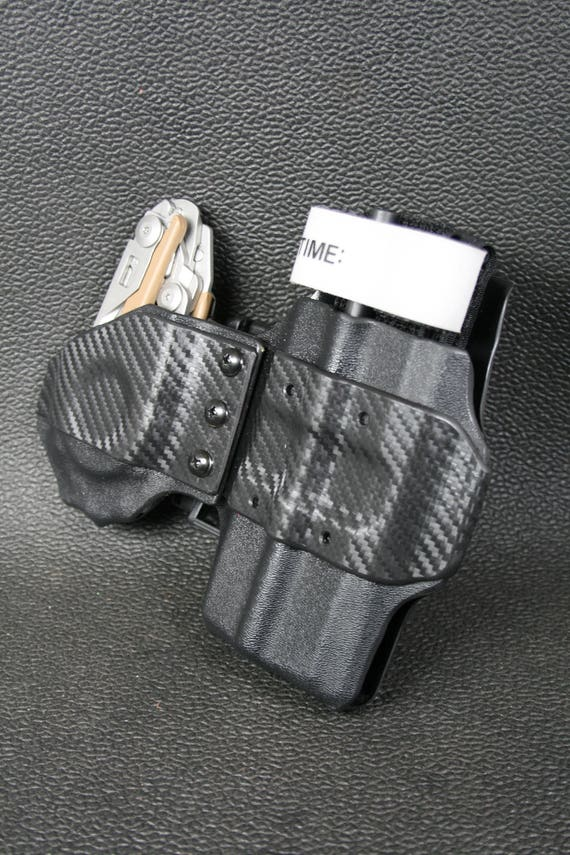 pick a color. Tourniquet holder  KYDEX DUTY BELT Custom made in USA