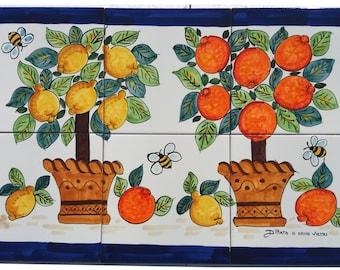 Piastrelle cucina decorate piastrelle decorate per cucina