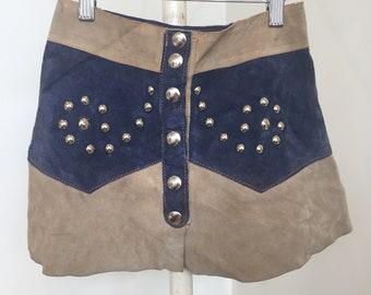 Vintage Cowgirl Skirt