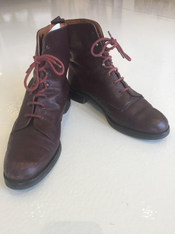 Vintage Eddie Bauer Boots