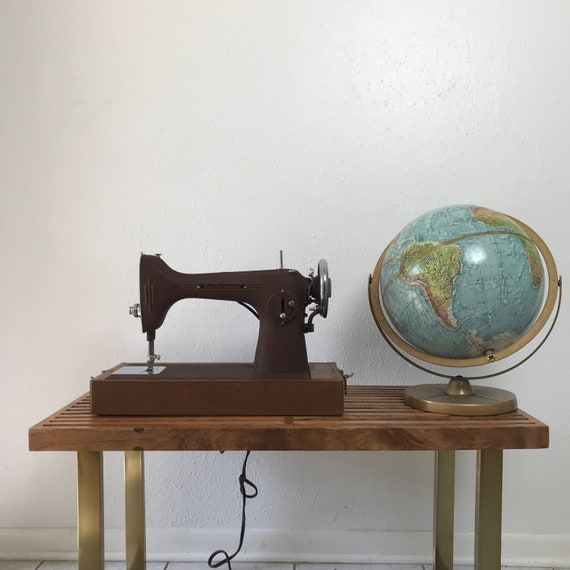 Free Westinghouse Sewing Machine Westinghouse Domestic Etsy Fascinating Antique Domestic Sewing Machine