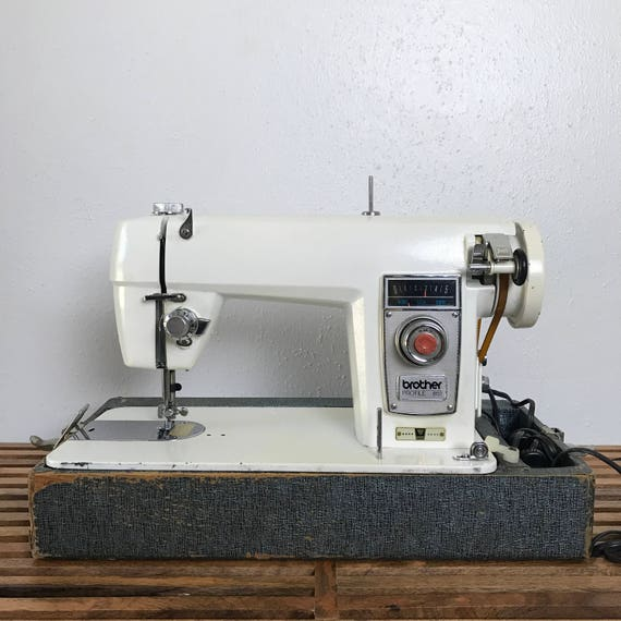 Vintage Brother Sewing Machine Brother Profile 40 Vintage Etsy New Brother Sewing Machine Hong Kong