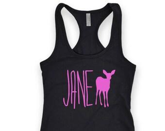 5e2a7093dce73 Chloe Price - PUNK DOE - Tank Top - Before The Storm - Punk Doe -  Flourescent Print - Jane Doe Tank - Max Caulfield - Cosplay Shirt