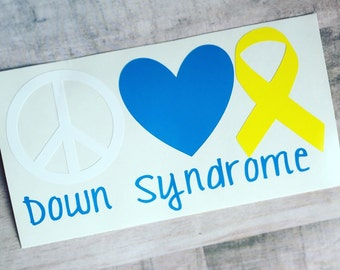 Down Syndrome Day - Down Syndrome Awareness - Down Syndrome Day