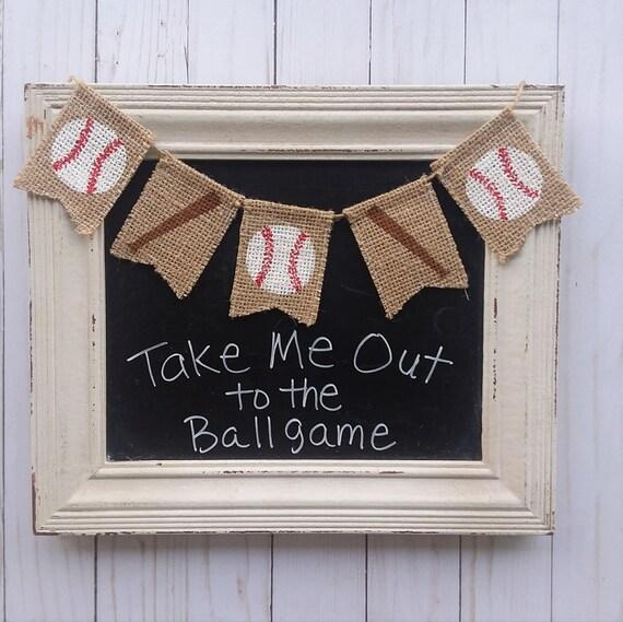 Mini Burlap Banner Cards Wedding or Party Burlap Banner Small Burlap Bunting