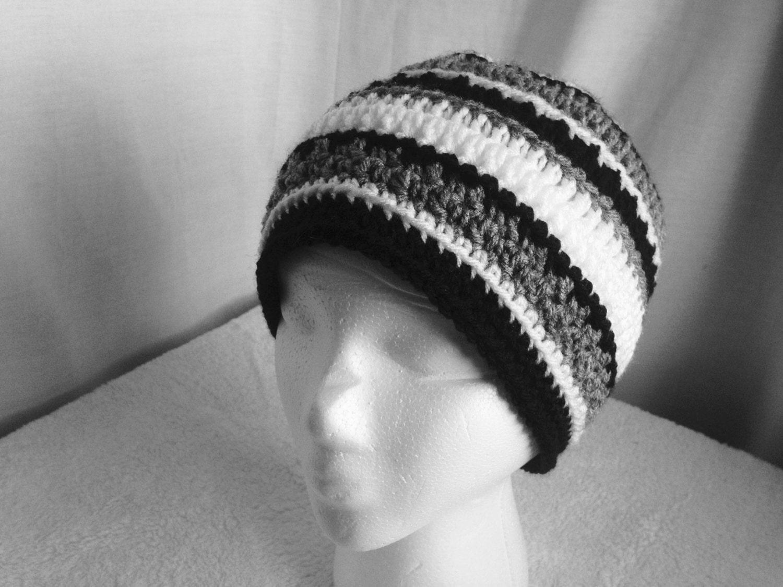 Crochet Pattern October Hat Easy Crochet Hat Pattern Etsy