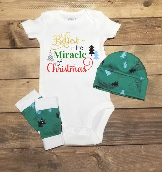 image 0 - Preemie Christmas Outfit NICU Christmas Outfit Baby Etsy