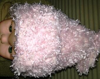 Handmade knitted newborn girl hat, Soft infant hat, Baby girl hat, knitted baby girl hat, Photo prop hat, Baby shower, Baby gift, pink