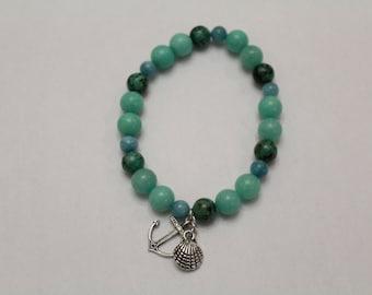 Bracelet Blue Mermaid