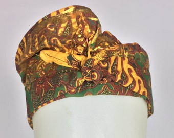 Indonisian Traditional Hat
