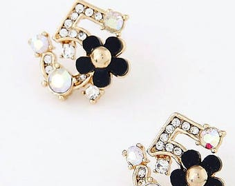 Luxurious Haute Couture French Version Vintage earrings