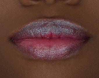 Sanguin Mermaid iridescent lip gloss
