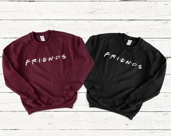 d300e52a9540 Friends sweatshirt