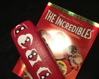 Incredibles Hard Cover Eyeglass Case