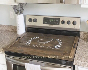 Popular Items For Stove Top Cover