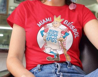 Marlins Baseball- Miami Sugar Kings T Shirt