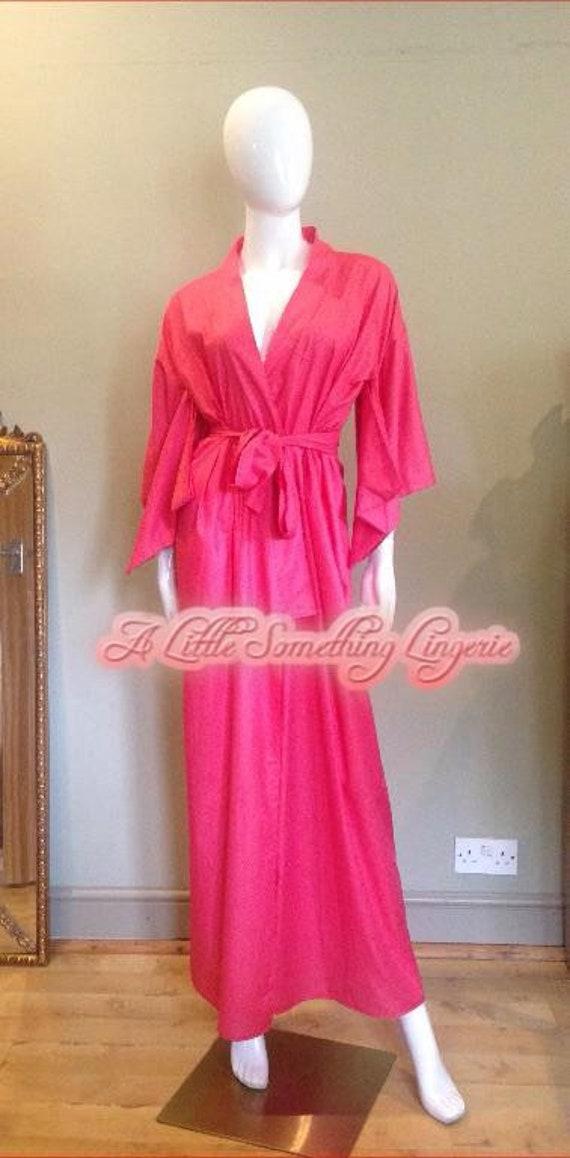 Dressing Gown Kimono Robe Kimono dressing gown Silk Robe  1626ac81a